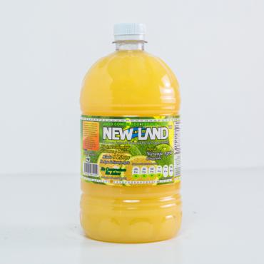 Jugo de naranja agria congelado New Land